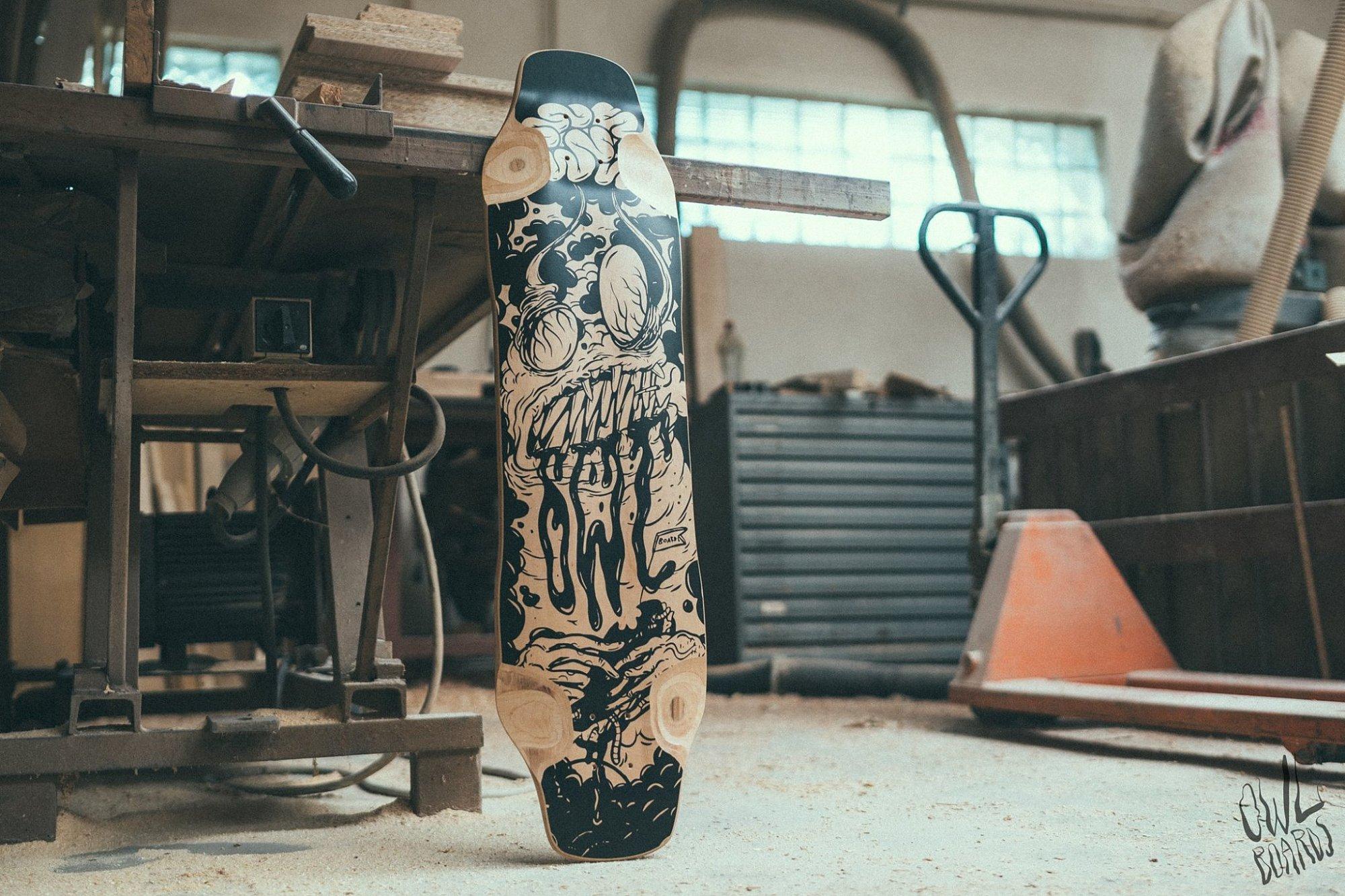 OWL Longboards
