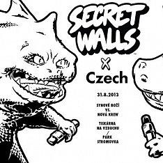 secret walls 31/08/2013 - nová krew vs synové boží