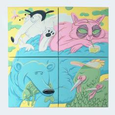 Plátna - Canvas