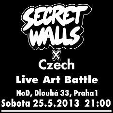 secret walls 25/05/2013
