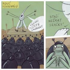 Mini-komiksy