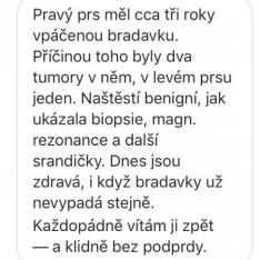 Prsa - s texty modelek